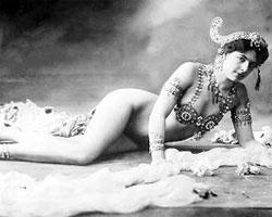 prostitutas en tudela mata hari